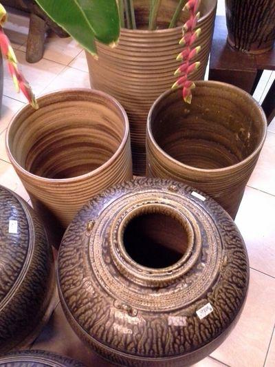 sone sima ceramics Baan Tawai Creative Village Shopping Handicrafts Hang Dong
