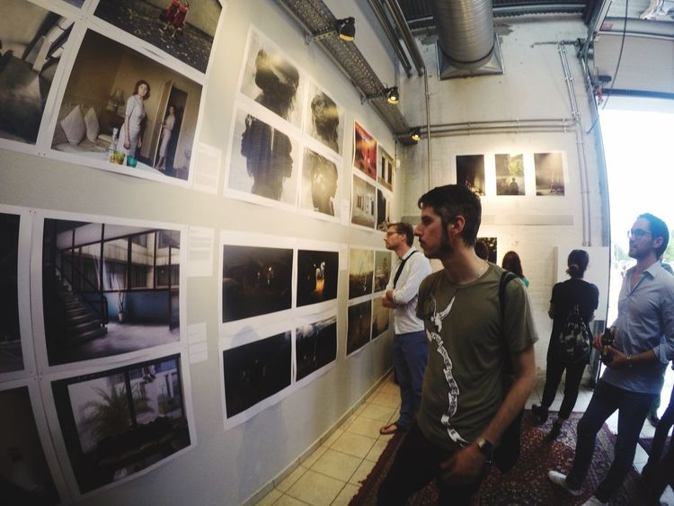 Exhibition Gopro