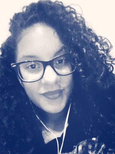 Curly Hair ❤ Im So Pretty Tho!♥ New Glasses ♥ Xoxo ❤