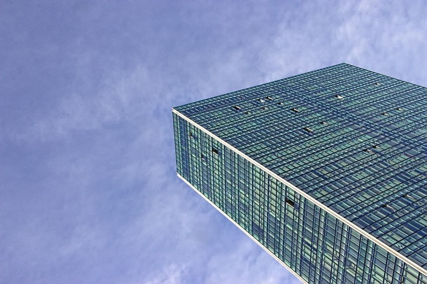 Tower building Cityscapes Urbanphotography Urban Geometry Changeyourperspective Outdoor Photography Ladyphotographerofthemonth Light And Shadow Pattern, Texture, Shape And Form Architecture Architectural Detail Minimalism Enjoying The View Urban Landscape Skyscrapers Windows Glass Reflection Streetphotography I Love My City City Skyscraper Picturing Individuality Seeing The Sights RePicture Growth
