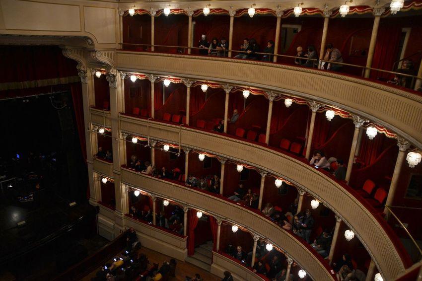 Indoors  Architecture Arts Culture And Entertainment Nightlife Night Theater Theatre Theatre & Music  Abruzzo Lifestyles Concert Sulmona Teatro Maria Caniglia EyeEmNewHere