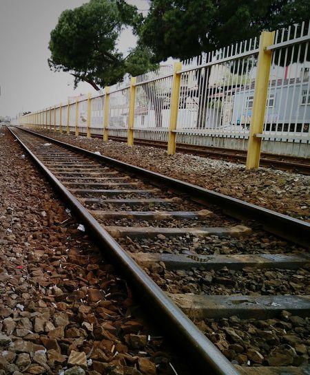 Train Station Yolculuk Zamanı☺ Theway Journeyphotography