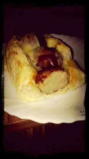 meatball baguette YUM YUM