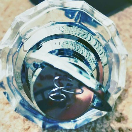 Perfume Chopard Blue High Angle View Selective Focus Women Around The World