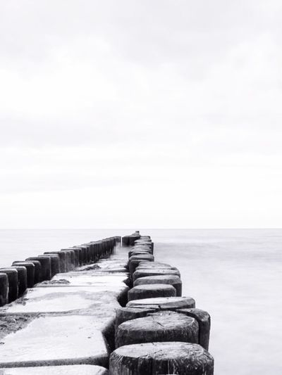 Sea And Sky Ahrenshoop Baltic Sea It Has To Be Mountain Or Sea EyeEm Nature Lover Nature_collection Infinity Shades Of Grey Protecting Where We Play