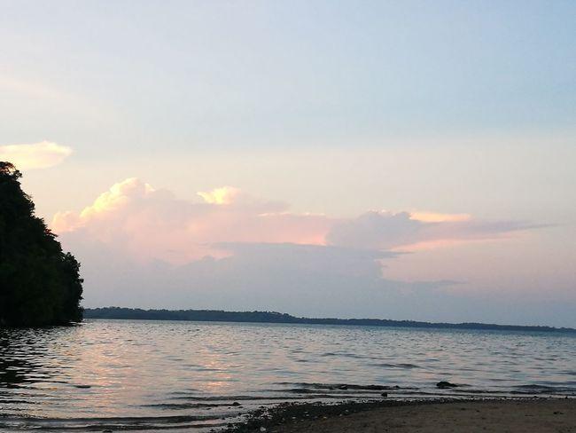 Water Sea Beach Sunset Blue Wave Social Issues Beauty Sand Dawn