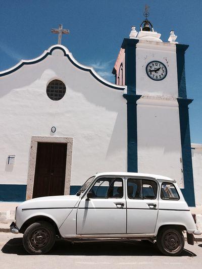 2016 Renault 4 Church