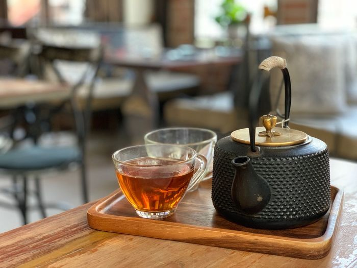 Tea Hot Drink Tea Pot Relaxing Afternoon Tea Drink Refreshment Alcohol Glass Table Food And Drink Household Equipment Drinking Glass Focus On Foreground Freshness Glass - Material No People Still Life