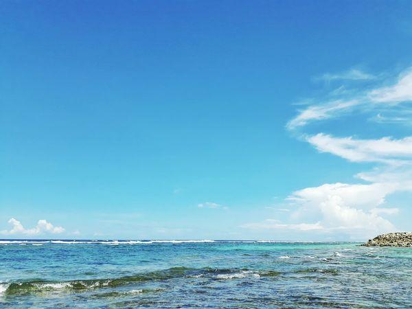 selamat pagi pantai melasti Water Sea Wave Beach Blue Sand UnderSea Sea Life Summer Low Tide