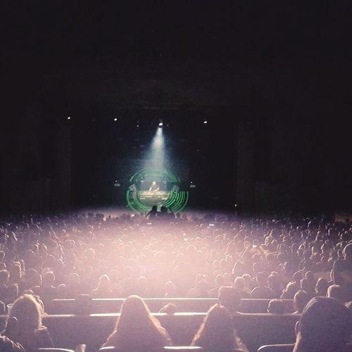 Friday night watching Pendulum. And it was fkn awesome! Dj Set Djlights Dj Drum And Bass Bassdrop LiveMusic Moshpit Sellout Dancing Lotsofpeople Pendulum Smokey Haze