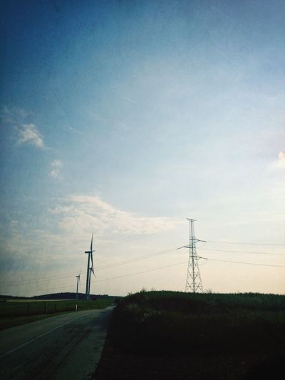 fuel and power generation
