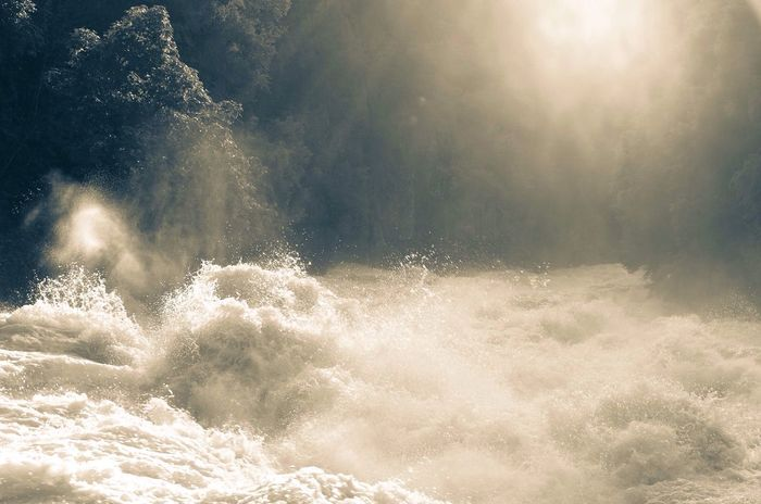 Creation Kings River Sequoia National Park Motion Backgrounds Nature Long Exposure Sunlight Water No People Spraying Power In Nature Beauty In Nature Outdoors Wave