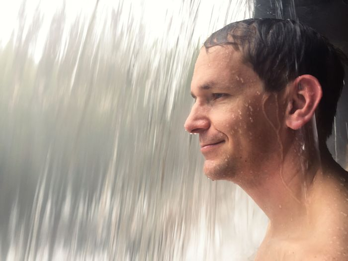 Waterfall Hot Spring Costa Rica Tabacón Hot Springs