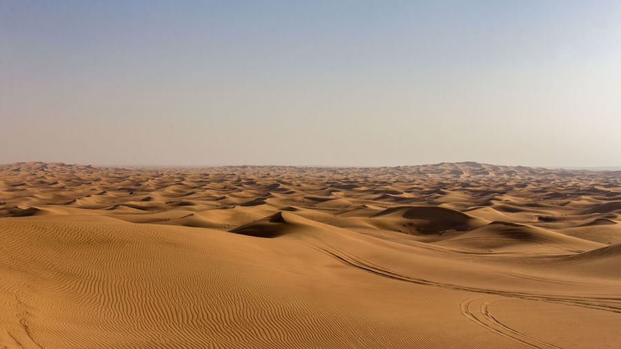Sand Dune Beauty In Nature Beautiful Sunlight Desert Desert Dunes Photography Photo Canon Canonphotography Sigma 35mm Art Sigma Nature Photography Nature Nature_collection Clear Sky Desert Arid Climate Sand Full Length Hill Adventure Accidents And Disasters