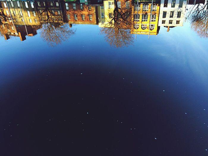 Water or sky