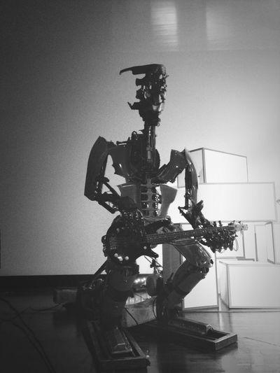 Robot Bass TEDx