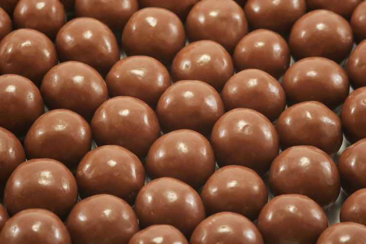 Abundance Backgrounds Candy Chocolate Close-up Detail Food Food And Drink Freshness Full Frame Heap Indoors  Large Group Of Objects Malt Balls Market No People Still Life Vegetable