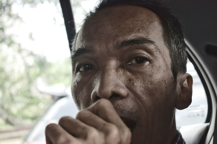 Father. EyeEmNewHere EyeEm Gallery Surabaya Tumblr EyeEm Best Shots EyeEmBestPics Potrait Father EyeEm Selects Only Men One Man Only Portrait One Person Adults Only Headshot Adult Looking At Camera Day People Men Close-up This Is Aging