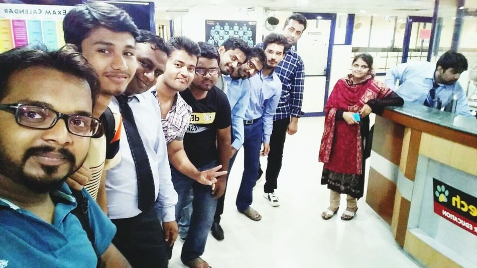 Last Day in Institute With Friends and SIR Enyojing Life Studying Learning Taking Photos Had Fun Everyday Joy