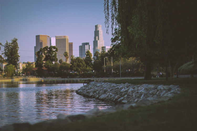 Born and raised Beautiful Day Echo Park  Los Angeles, California La First Eyeem Photo