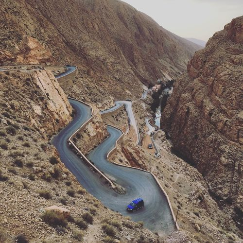 Dades Gorge,