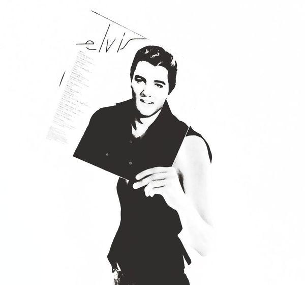 B.side Capa Filter Elvis Presley