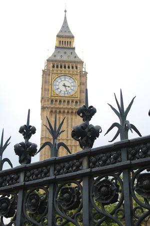 Architectural Feature Architecture Big Ben Big Ben, London Building Exterior Built Structure Clock Tower Famous Place Fence History Low Angle View Railing Tourism Tourist Attraction  Tourist Destination Tower Travel Destinations