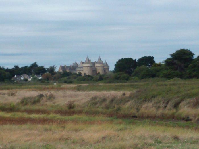Chateau de Sucinio History Castles Sucinio Morbihan Bretagne