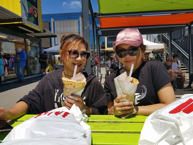 Souvlaki Sunglasses Outdoor Suntanned Food And Drink