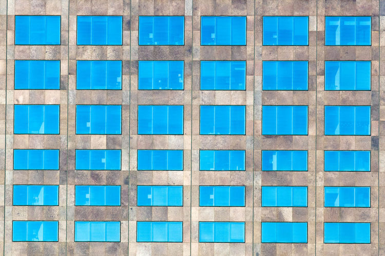 Abstract Architecture Backgrounds Blue Close-up Day Full Frame No People Oroszphotography Outdoors Pattern Repetition Window Windows Minimalist Architecture EyeEmNewHere EyeEmBestPics Scenics EyeEm Masterclass EyeEm Best Shots EyeEm EyeEm Gallery