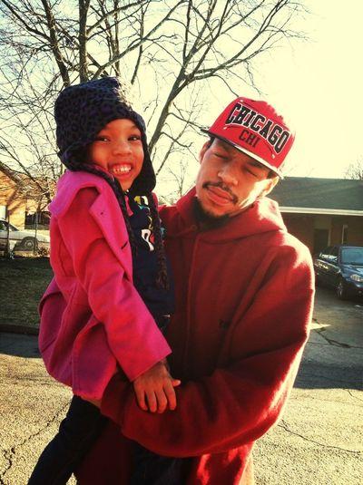 Biyah  & Her Daddy