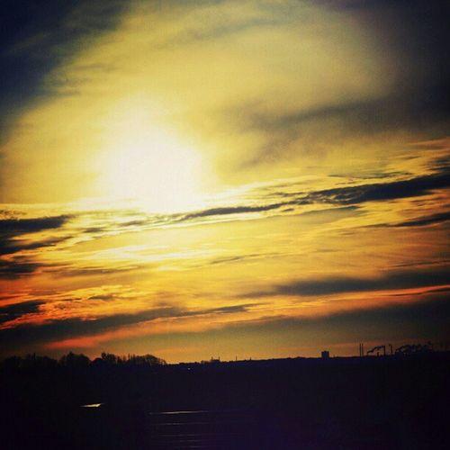 Sunshine Sunset Sun