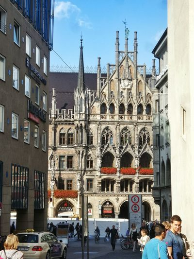 Germany Munich EyeEm Munich Cathedral Marienplatz Architecture Architecture_collection Architectural Detail Journeyphotography Trip Photo