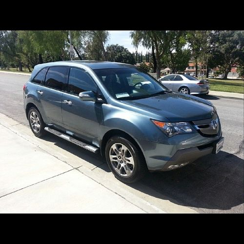 Welcome to the family! 2007 Acura MDX! Dailydriver 12cars