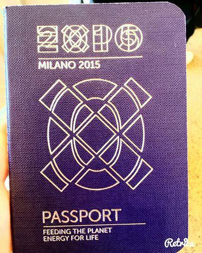 Expo2015 Expomilano2015 Passaport Countrys Milano Photo