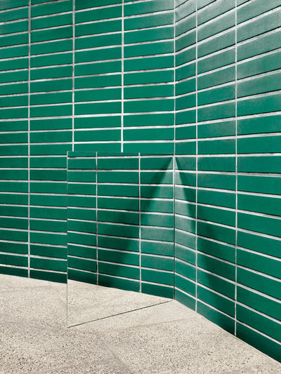 Architecture Green Color Pattern The Creative - 2018 EyeEm Awards