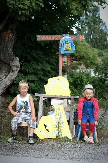 2 boys at an island in the archipelago selling stuff Boys Market Archipelago Hello World Check This Out Getting Inspired Enjoying Life Hot Summer Day Summertime In Sweden Colour Portrait