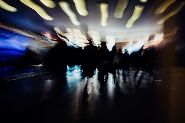 Motion The Week on EyeEm Light And Shadow Capture The Moment Motion Capture Blurred Motion Movement Nikon D750 Nikonphotography Street Photography Obscure Abstract Atmospheric Mood Travel Commuting Group Of People Real People Motion Large Group Of People Crowd Night Illuminated Men Adult Lifestyles Nightlife Light - Natural Phenomenon Women Arts Culture And Entertainment Enjoyment Architecture Leisure Activity Music Music Festival