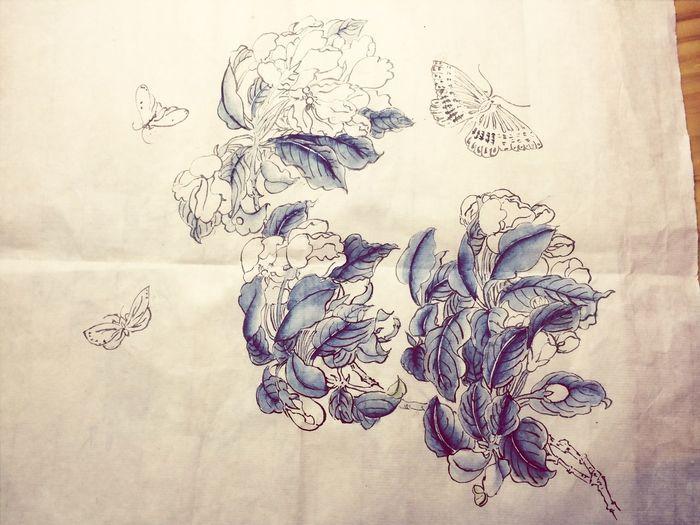 Drawing 所以说千万别让色渣上色…天哪…去睡一个小时…然后又要上课了ˊ_>ˋ