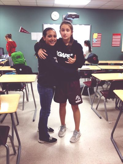 7th Period Yesterday With Kayte