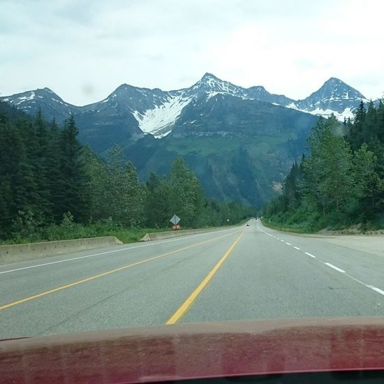 Heading to Banff - all over BC and Alberta roadtrip Rockies Roadtrip Hellobc Beautifulbc Lovelife Helloalberta Natgeo Wanderlustcontest