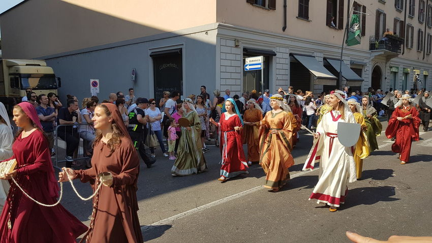 Hystorical Remembrance Hystorical Centre Medieval Festival MedievalTown Medieval Days Adult Medieval City Outdoors People Palio Di Legnano Legnano Italy🇮🇹