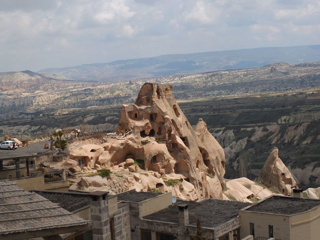Goreme Open Air Museum Architecture Beauty In Nature Building Exterior Built Structure Capadokia,Turkey Day Mountain Nature No People Outdoors Sky Inner Power
