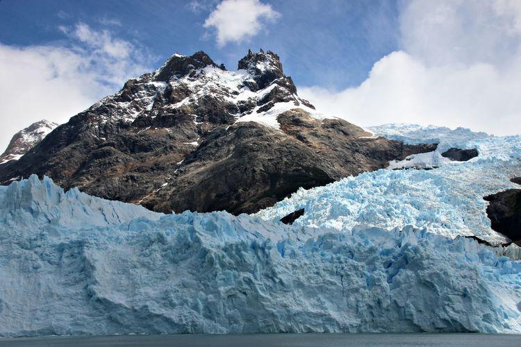 Glacier perito moreno el calafate argentina