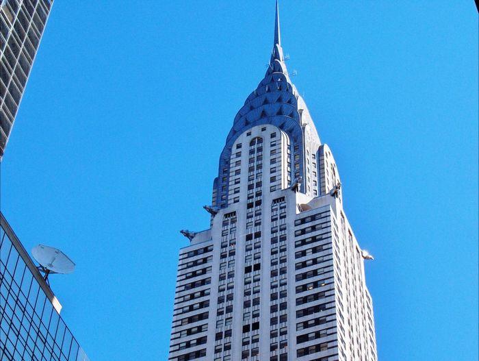 Cityscapes New York Chrysler Building