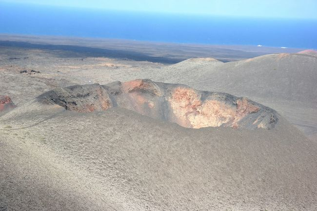 Landscape Sand Day Sky Beauty In Nature Outdoors Nature Sand Dune Volcano Arid Climate No People National Park Moon Landscape Lanzarote
