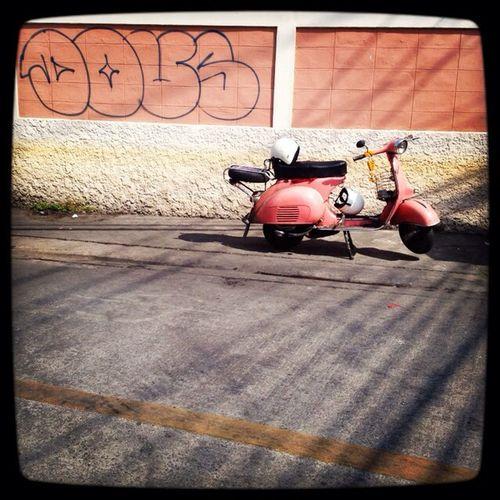 Miss Sunshine... :B Street Photography Vespa