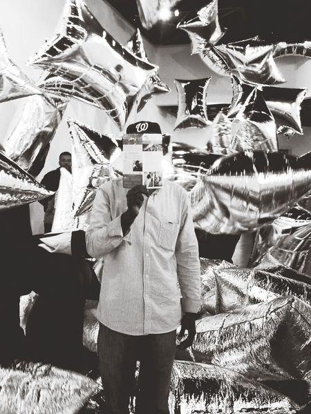 Silverclouds Andywarhol