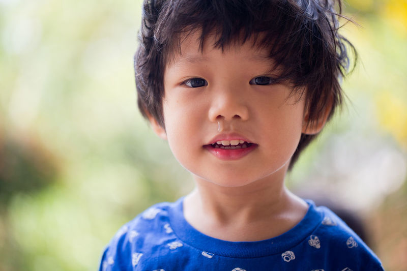 My Boy Boys Casual Clothing Childhood Close-up Cute Elementary Age Headshot Human Face Innocence Leisure Activity Lifestyles MyBoy Nature Outdoors Person Portrait RunnyNose The Portraitist - 2016 EyeEm Awards