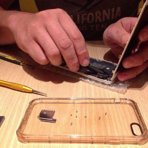 Fixing Repair IPhone Cellphone Brpken Hand Work High Tech First Eyeem Photo